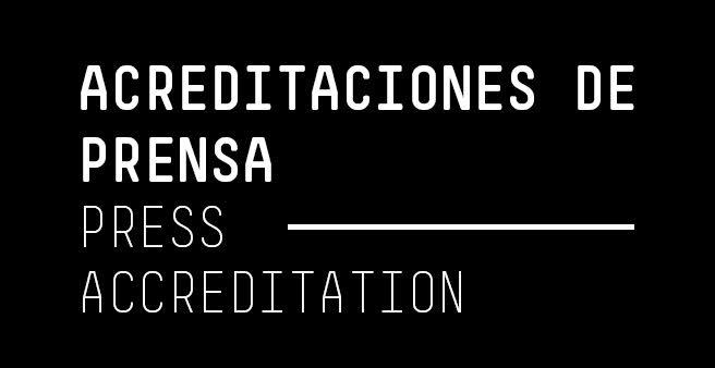 Acreditaciones de prensa - FICValdivia