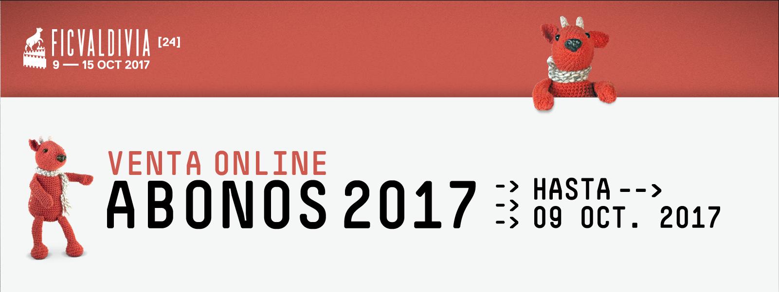 Venta Online Abonos 2017